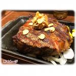 いきなりステーキ・トップリブ&ミドルリブロースステーキセット(合計500g) 画像