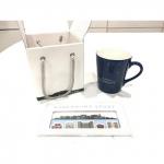 軍艦島デジタルミュージアム・オリジナルマグカップ&ポストイット 画像