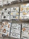 『犬猫雑貨 RINandRUN』デザインタオル 画像