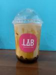 .LAB(ドットラボ)『黒糖ミルクタピオカ』 画像
