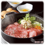 A5等級(最高級)佐賀牛・すきやき肉食べ比べセット(500g) 画像
