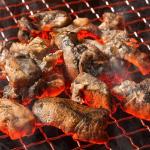噛むほどに深まる肉の味わいと炭火の香り!宮崎地鶏専門店『車』地鶏もも炭火焼 画像