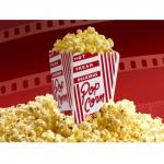 映画館のポップコーンを完全再現!「バターソルトポップコーン10人分材料キット」 画像