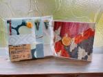 KABE Lab(カベラボ)『輸入壁紙で作った祝儀袋と便箋』 画像