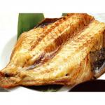 特殊加工技術で骨まで食べられる!魚の干物「まるとっと」4種8尾セット 画像