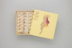 「博多通りもん」~福岡・博多を代表する西洋和菓子です! 画像