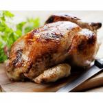 高品質な国産若鶏使用!『ロティ千住』特製ロティサリーチキン(約800g) 画像