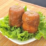 都城産の豚肉とお米を使用!宮崎ご当地グルメ「絶品肉巻きおにぎり」(6個) 画像